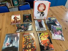Comics Club Trip to Big Bang Comics
