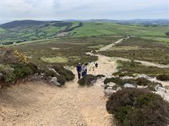 The 5 Peaks Challenge-The Sugar Loaf
