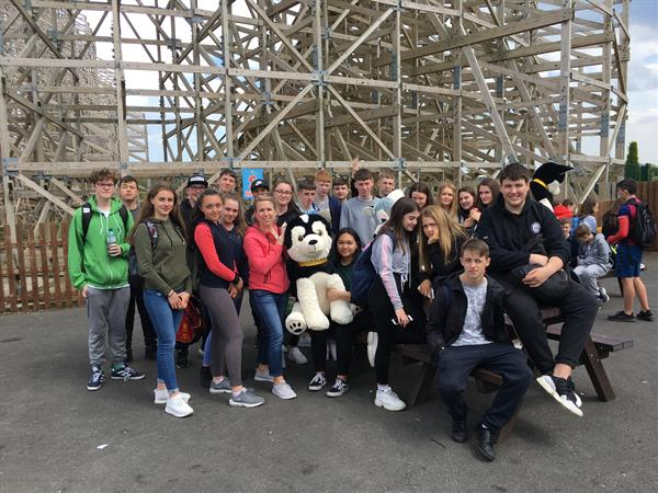 Transition Year Tayto Park