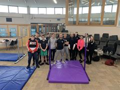 Bar Monkey-Calisthenics TY Mentor Training and New Club