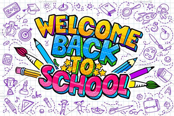New Revised Back to School Dates
