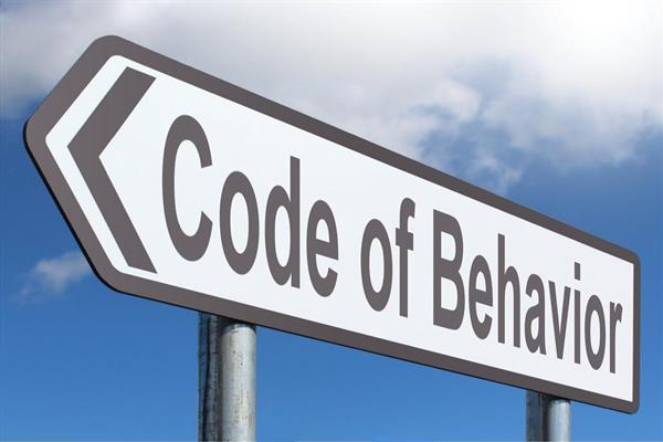 Appendix to the Code of Behaviour