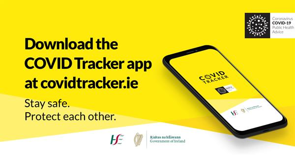H.S.E Covid 19 App- Information for students and parent(s)/guardian(s)