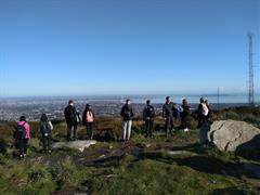 Above the Skyline - Transition Year in Ticknock