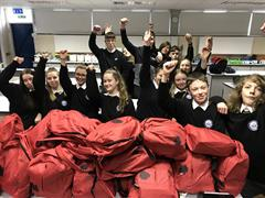Transition Year Dignity Packs