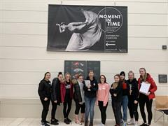 Visit to the National Gallery of Ireland