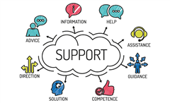 COVID 19 Support Services- Updated