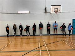 Transition Year - Basketball Skills Course