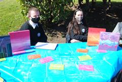 Transition Year Outdoor Market