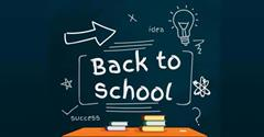 Return to School Letter: 1st, 2nd 3rd and Transition Year